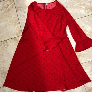 Old Navy Bell Sleeve Dress